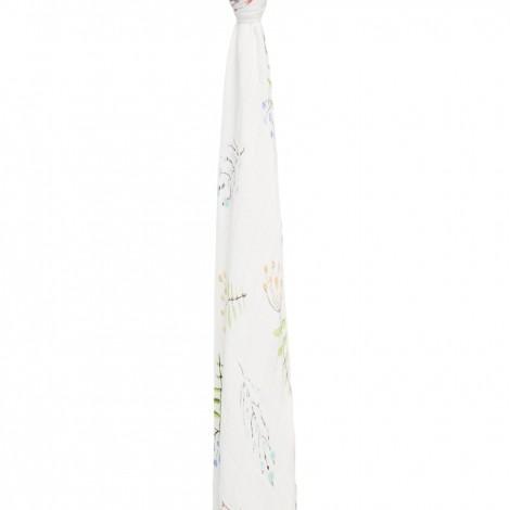 Бамбуковая пелёнка Lucky Field - Flora (1 шт.)  (арт. АА-8963G)