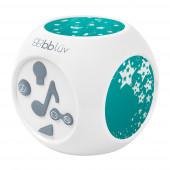 Ночник Kübe, BBluv™, музыкальный, со звуком и проекцией
