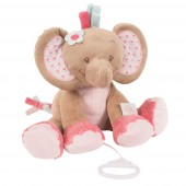 Мягкая музыкальная игрушка слоник Рози