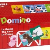 "Apli Kids™ | Детское домино ""Ферма"", Испания"