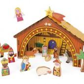 Игровой набор Janod Рождественская сцена