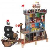 """Деревянный игровой набор """"Пиратский форт"""" Kidkraft"""