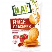 Крекер рисовый вкус паприки, [N.A!], 70г
