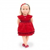 Набор Our Generation Кукла Джинджер 46 сантиметров с одеждой и аксессуарами