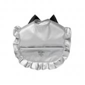 Непромокаемый нагрудник с карманом Bjällra цвет Silver