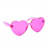 Солнцезащитные очки Сердце, розовые Sunny Life