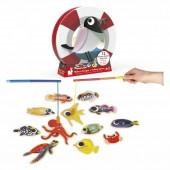 Игра Janod Магнитная рыбалка. Тропики