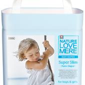 Подгузники-трусики Nature Love Mere SUPER SLIM PANTS размер XL, 10-14 кг