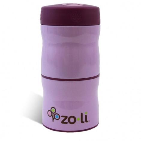Термос для еды на 2 отделения This&That(Purple)
