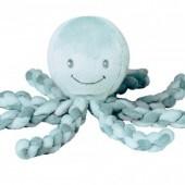 Мягкая игрушка Nattou Lapiduo Octopus Салатовый