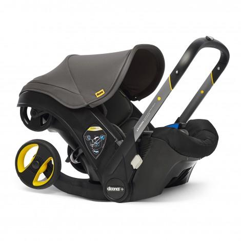 Автокресло-коляска Doona Car Seat, цвет Grey Hound  (арт. SP150-20-030-015)