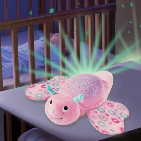 Мягкий ночник с проектором Butterfly Summer Infant  (арт. 06326A)