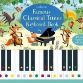 """Интерактивная обучающая детская книга """"Пианино"""" Famous Classical Tunes Keyboard Book, Usborne™"""