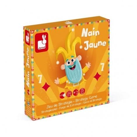 Настольная игра Janod Желтый гном  (арт. J02747)