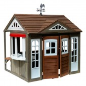 Деревянный детский домик KidKraft Country Vista
