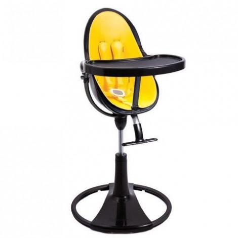 Стульчик для кормления Fresco Chrome Black Canary yellow
