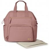 Рюкзак для мамы SKIP HOP Wide Open цвет Dusty Rose