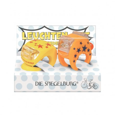 Набор фонариков на велосипед Spiegelburg  (арт. 14896)