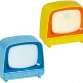 Игрушечный телевизор с переключающимися картинками Spiegelburg