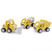 Набор Строительные транспортные средства, New Classic Toys, 5 шт.