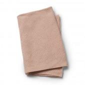 Вязаное одеяло Oeko-Tex, Powder Pink