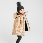 Зимняя Куртка Gold
