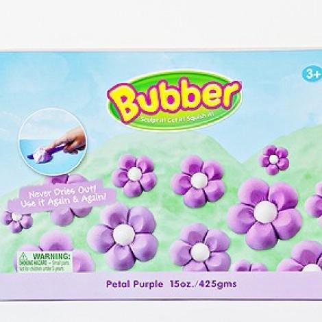 Масса для лепки фиолетовая (коробка 1,2кг)