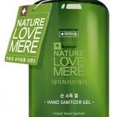 Антисептик дезинфектор для рук, гелеобразный, Nature Love Mere (NLM) 500ml