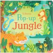 Интерактивная обучающая детская книга 3D книга Джунгли, серия Pop-up, Usborne™
