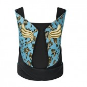 Рюкзак-кенгуру YEMA TIE by Jeremy Scott Cherubs Blue
