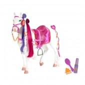 Игровая фигура Our Generation Лошадь Принцесса с аксессуарами 50 см