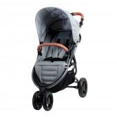 Прогулочна коляска Valco baby Snap 3 Trend цвет Grey Marle