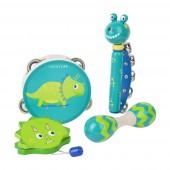 Набор игрушечных музыкальных инструментов Sunny Life Dino