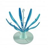 Сушка для бутылок Beaba Цветочек blue