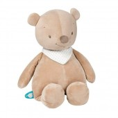 Мягкая игрушка Nattou  мишка Базиль 75 см