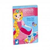 Бумажные куклы Janod Сказочные принцессы