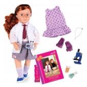 Набор Our Generation DELUXE Кукла-двойник Сиа с книгой