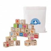 Кубики Wonderworld Английские буквы