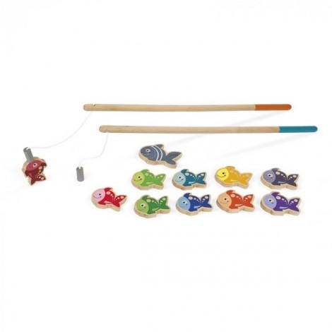 Игра Janod Магнитная рыбалка  (арт. J03062)