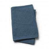 Вязаное одеяло Oeko-Tex, Tender Blue