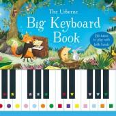 Интерактивная обучающая детская книга Big Keyboard Book, Usborne™