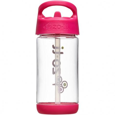 Поильник Squeak 350 ml Pink