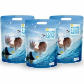 Подгузники-трусики для плавания, размер М