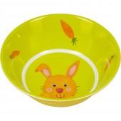 """Тарелка глубокая """"Кролик"""" Spiegelburg"""