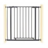 Ворота безопасности металлические Dreambaby AVA угольные