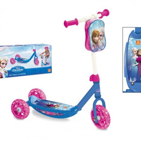 Самокат трехколесный детский Frozen, Mondo  (арт. 28222)