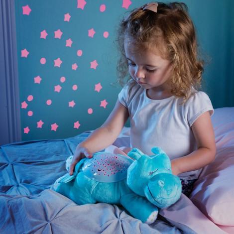 Ночник с проектором Summer Infant Hippo  (арт. 06636)