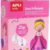 "Apli Kids™   Комплект для рукоделия ""Принцесса"", Испания"