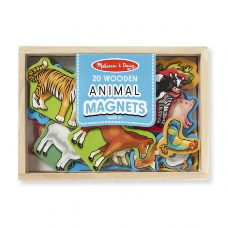 """Магнитный набор """"Животные""""  (арт. MD475)"""