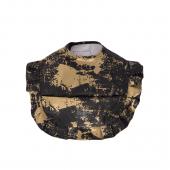 Непромокаемый нагрудник с карманом Bjällra цвет Black Golden
